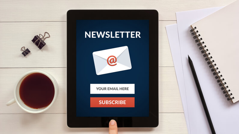 grow some subscribers newsletters